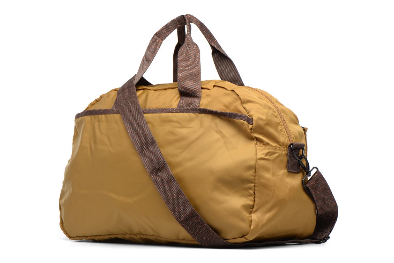 Sacs de sport Bensimon Sport Bag Jaune vue droite