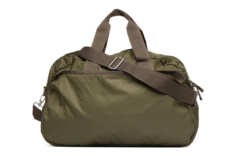 Sporttaschen Bensimon Sport Bag grün ansicht von vorne
