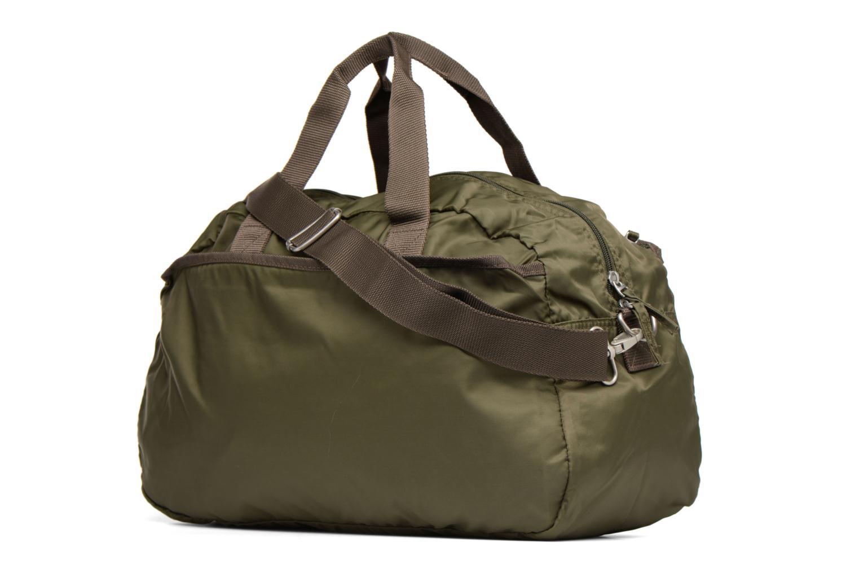 Sporttaschen Bensimon Sport Bag grün ansicht von rechts