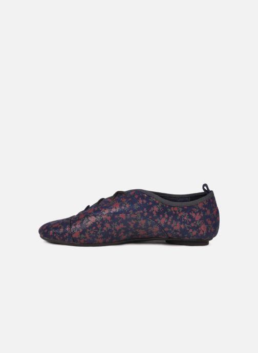 Chaussures à lacets Mellow Yellow Miniitzhak Bleu vue face