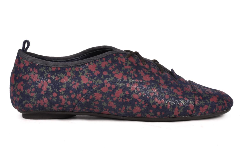 Chaussures à lacets Mellow Yellow Miniitzhak Bleu vue derrière