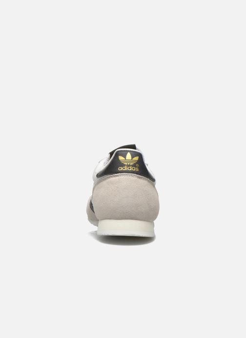 adidas originals Dragon (Blanc) - Baskets chez Sarenza (264849)