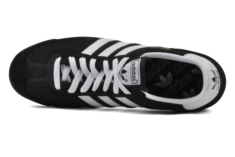 Baskets Adidas Originals Dragon Noir vue gauche