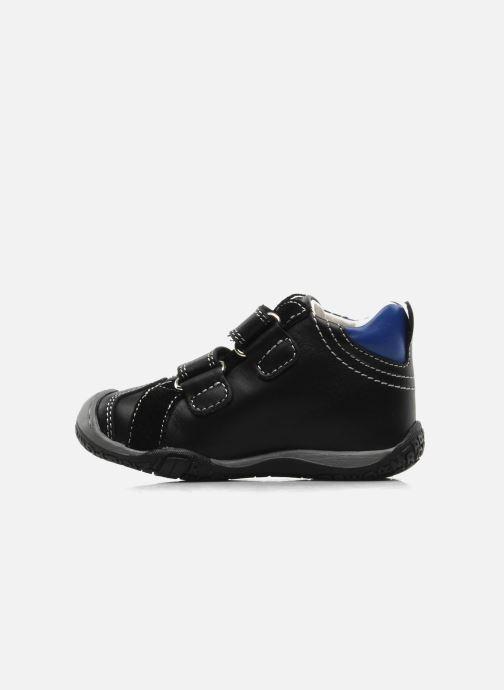 Sneakers Primigi CHAB 1-E Zwart voorkant