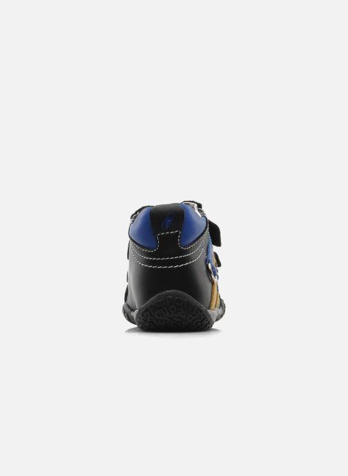 Sneakers Primigi CHAB 1-E Zwart rechts