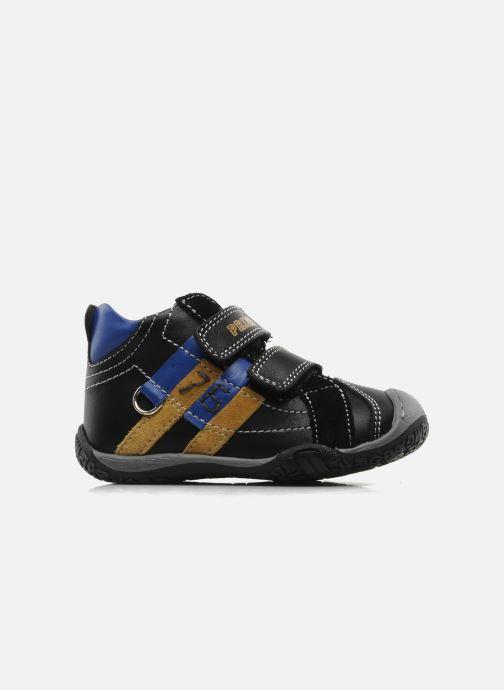 Sneakers Primigi CHAB 1-E Zwart achterkant