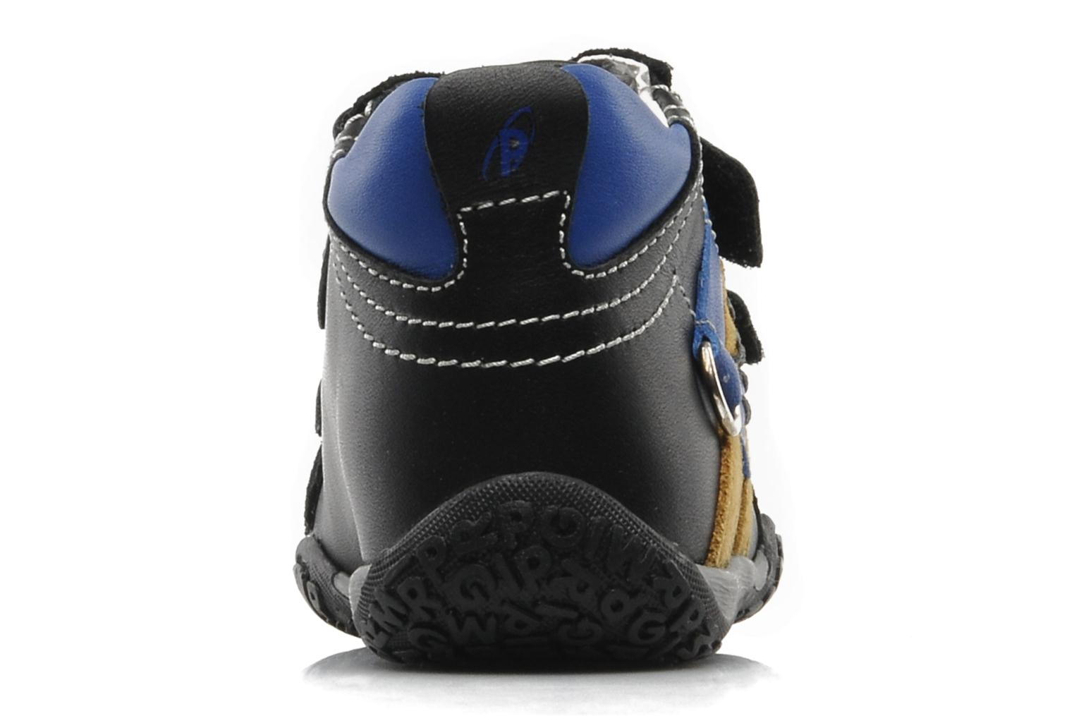 Trainers Primigi CHAB 1-E Black view from the right