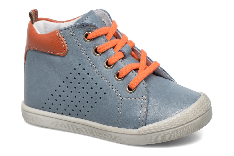 Bottines et boots Babybotte Feria Bleu vue détail/paire
