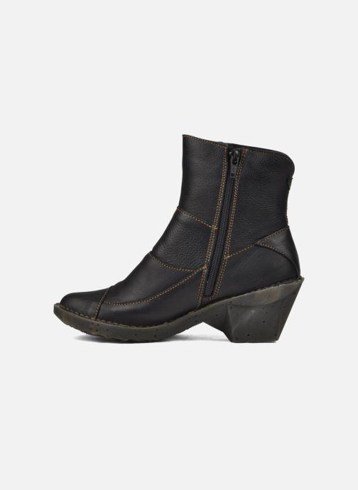 Bottines et boots Art Oteiza 621 Noir vue face