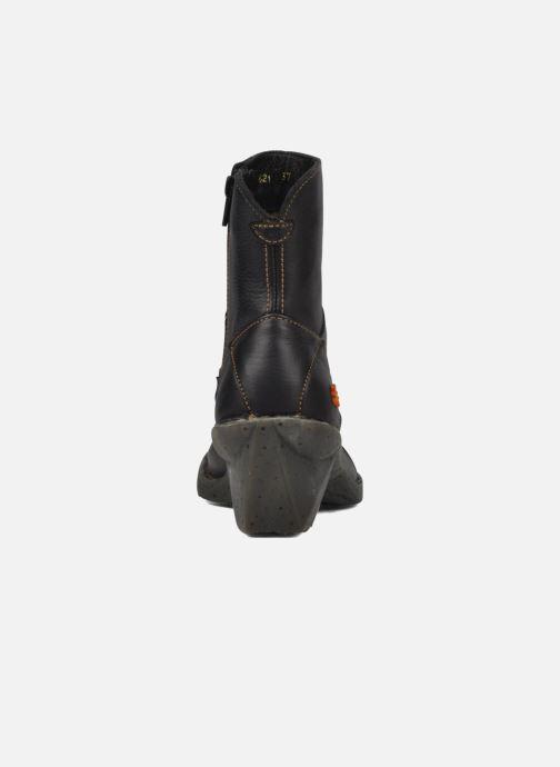 Bottines et boots Art Oteiza 621 Noir vue droite