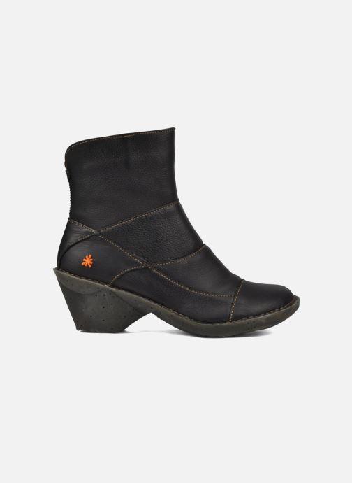 Stiefeletten & Boots Art Oteiza 621 schwarz ansicht von hinten