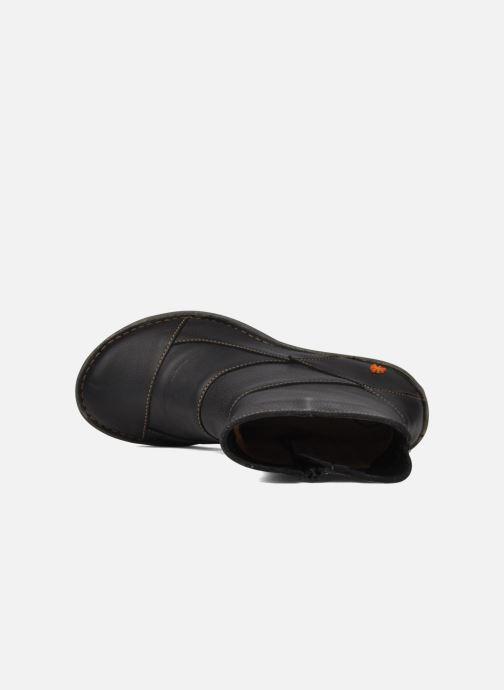 Bottines et boots Art Oteiza 621 Noir vue gauche