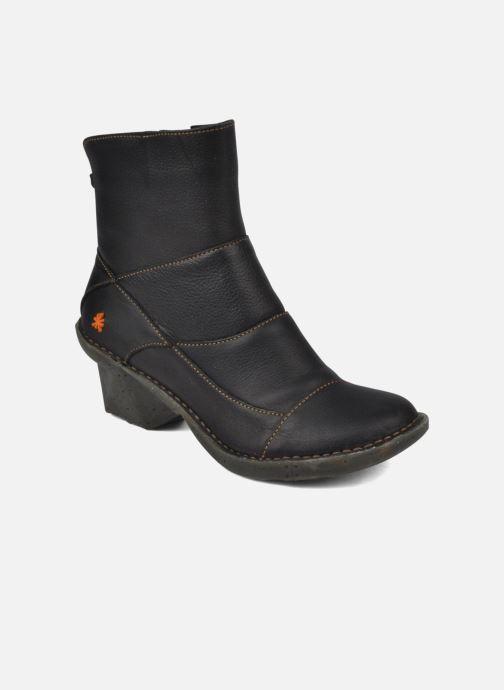 Stiefeletten & Boots Art Oteiza 621 schwarz detaillierte ansicht/modell