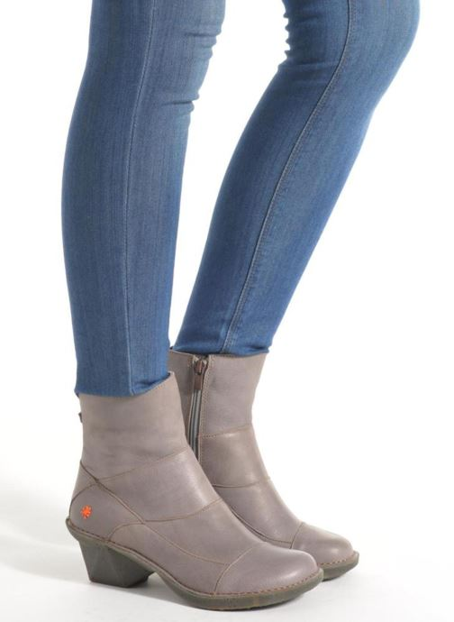 Boots en enkellaarsjes Art Oteiza 621 Bruin onder