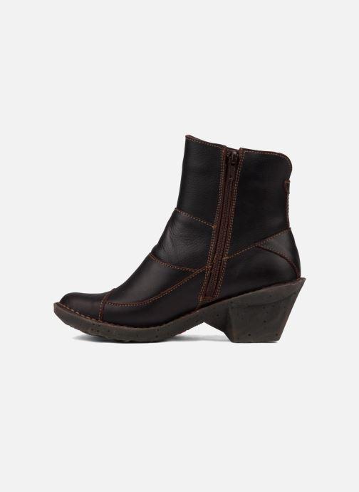 Boots en enkellaarsjes Art Oteiza 621 Bruin voorkant