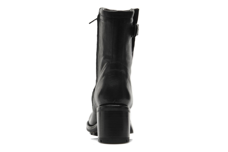 Bottines et boots Free Lance Biker 7 mini gero Noir vue droite