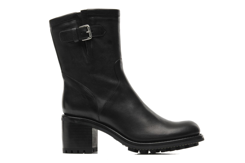 Bottines et boots Free Lance Biker 7 mini gero Noir vue derrière