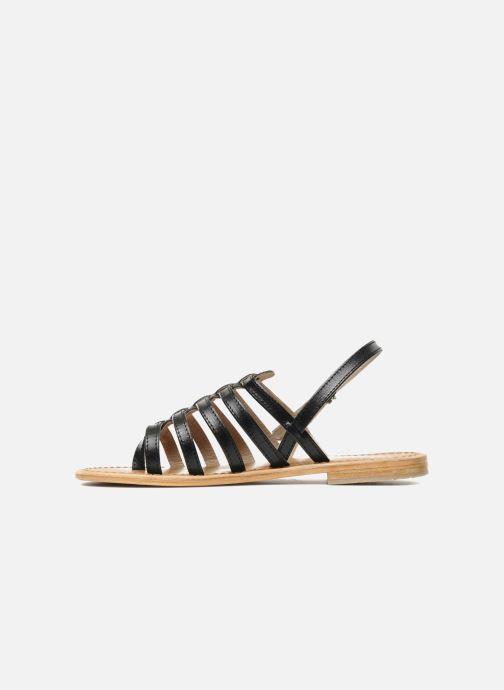 Sandali e scarpe aperte Les Tropéziennes par M Belarbi Herisson Nero immagine frontale