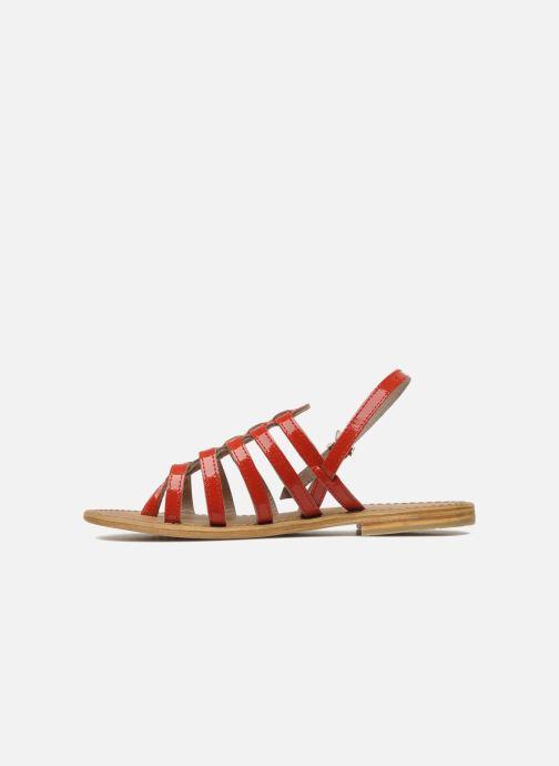 Sandals Les Tropéziennes par M Belarbi Herisson Red front view