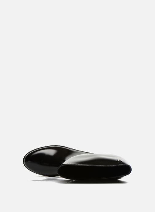Zapatillas de deporte Méduse Flambor Negro vista lateral izquierda