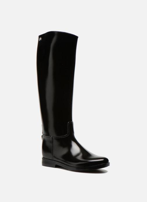 Chaussures de sport Méduse Flambor Noir vue détail/paire