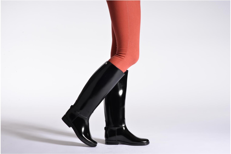 Zapatillas de deporte Méduse Flambor Negro vista de abajo