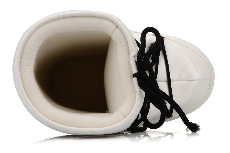 Chaussures de sport Moon Boot Vinil Blanc vue gauche
