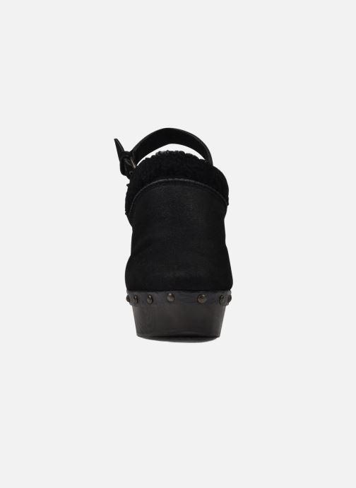 Clogs & Pantoletten Kenzo Woods hill schwarz schuhe getragen