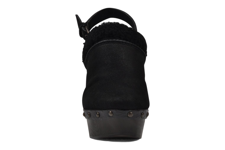 Mules et sabots Kenzo Woods hill Noir vue portées chaussures