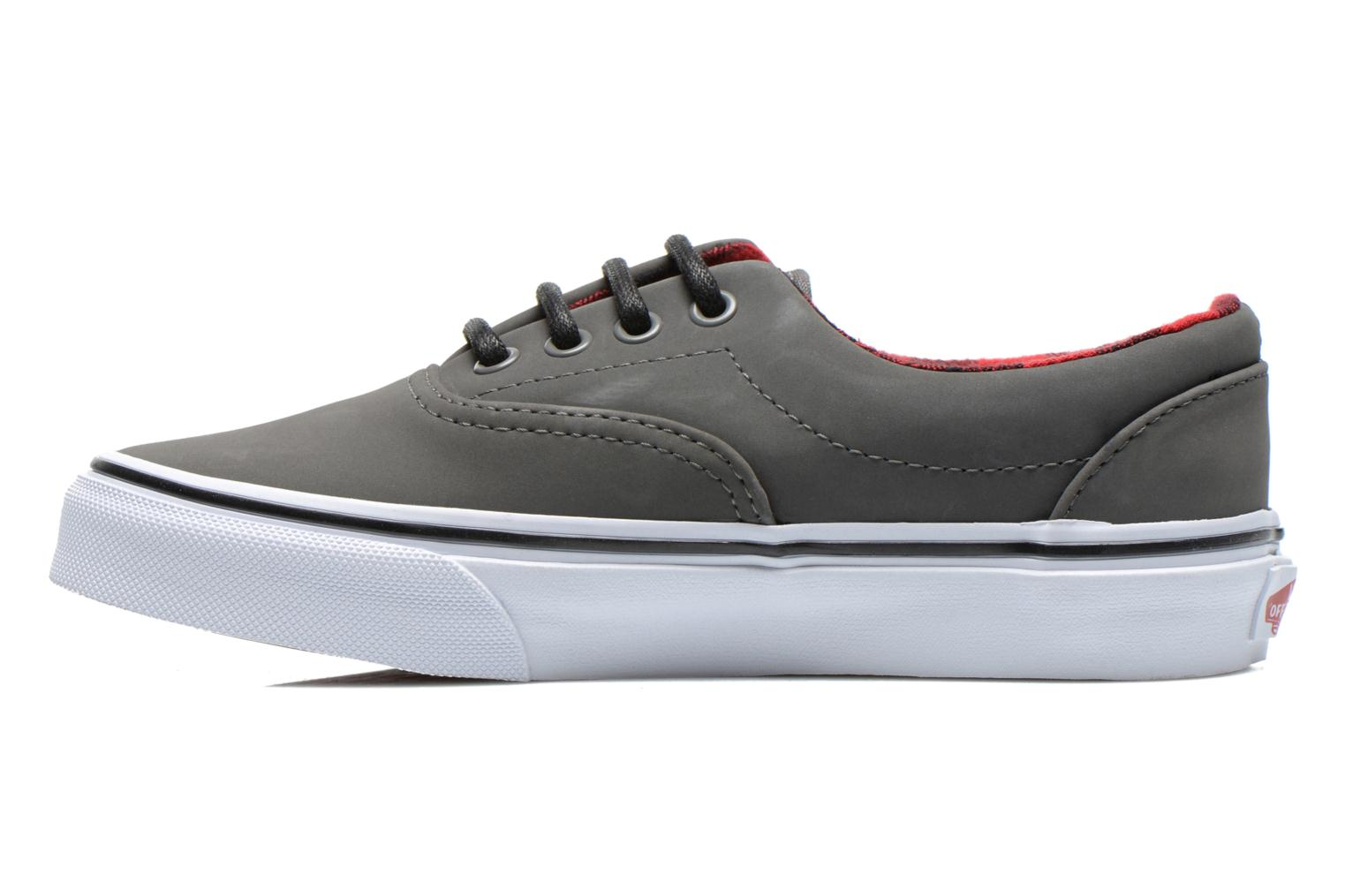 Baskets Vans K era Gris vue face