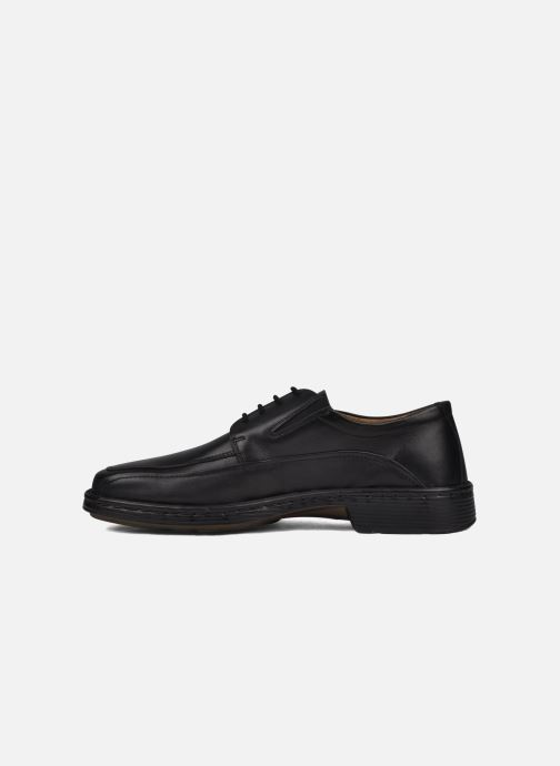 Lace-up shoes Josef Seibel Brian Black front view