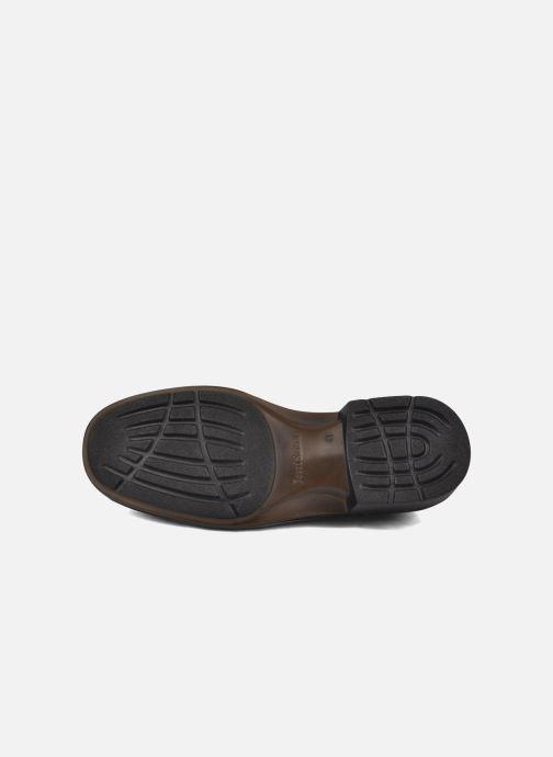 Chaussures à lacets Josef Seibel Brian Noir vue haut
