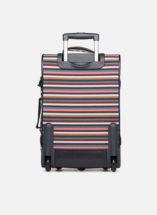 Reisegepäck kipling Teagan S mehrfarbig ansicht von vorne