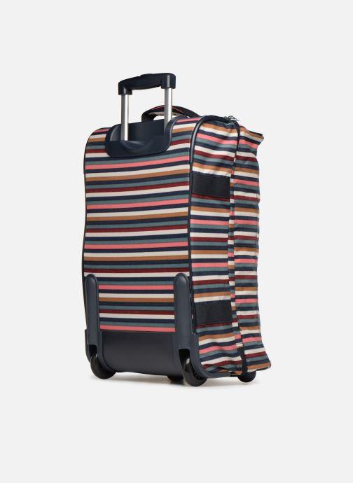 Reisegepäck kipling Teagan S mehrfarbig ansicht von rechts