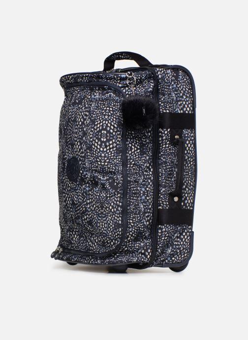 Reisegepäck kipling Teagan S blau schuhe getragen