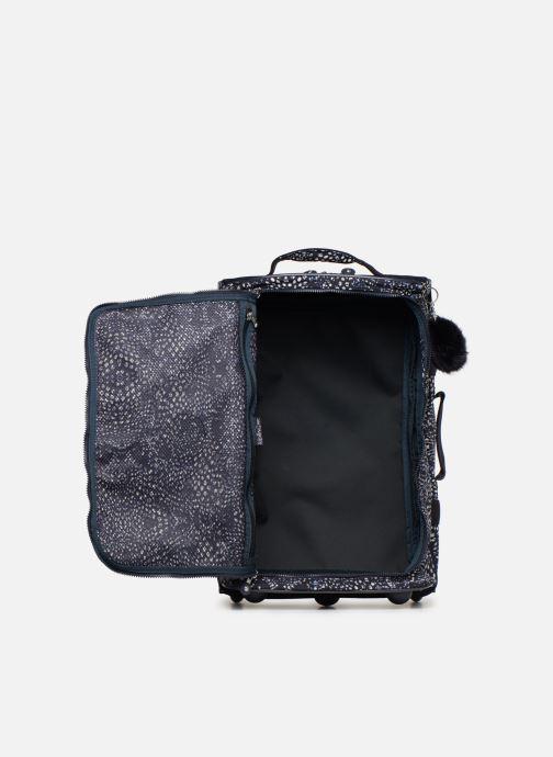 Reisegepäck kipling Teagan S blau ansicht von hinten