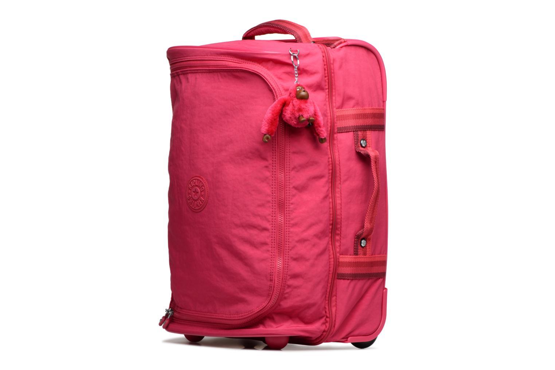 Reisegepäck kipling Teagan S rosa schuhe getragen