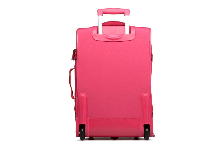 Reisegepäck kipling Teagan S rosa ansicht von vorne