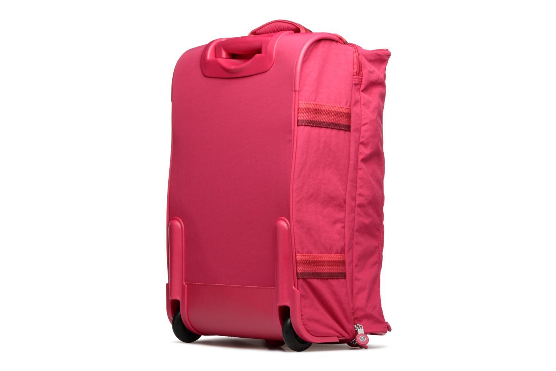 Reisegepäck kipling Teagan S rosa ansicht von rechts