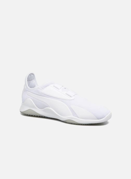 Trainers Puma Mostro mesh White detailed view/ Pair view