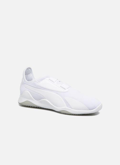 Baskets Puma Mostro mesh Blanc vue détail/paire