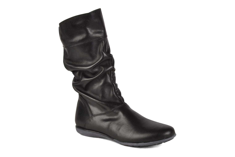 Sneaker Hip Basil schwarz detaillierte ansicht/modell