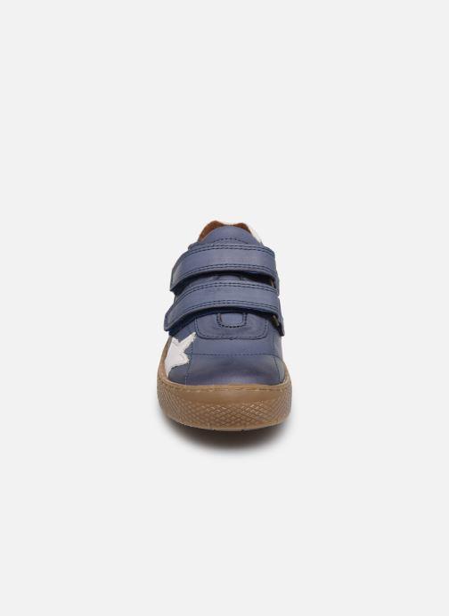 Bottes Bisgaard Jana Bleu vue portées chaussures