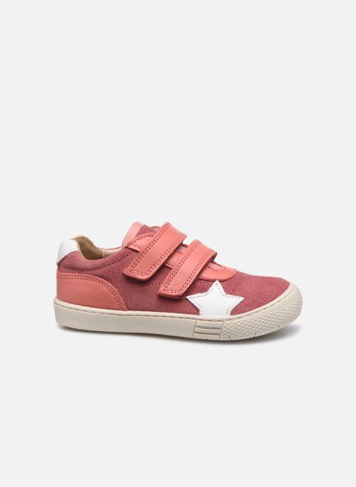 Støvler & gummistøvler Bisgaard Jana Pink se bagfra