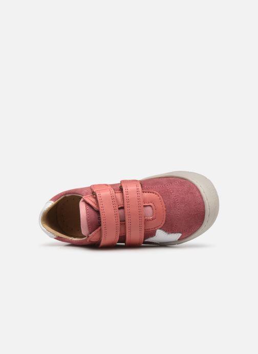 Støvler & gummistøvler Bisgaard Jana Pink se fra venstre