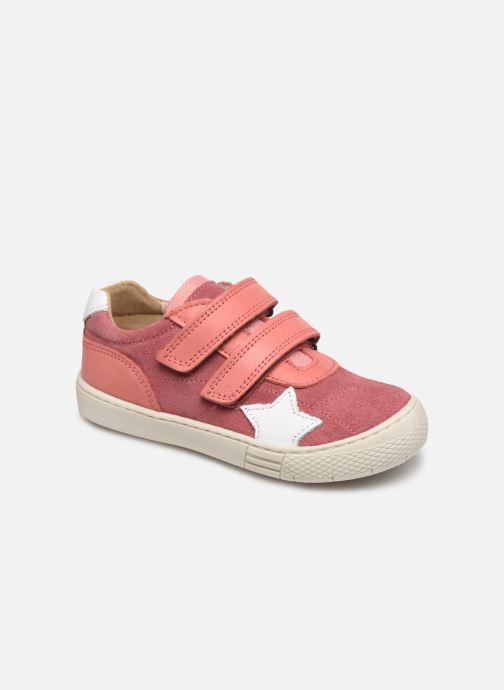 Støvler & gummistøvler Bisgaard Jana Pink detaljeret billede af skoene