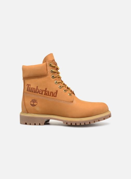 Ankle boots Timberland 6in premium boot Brown back view