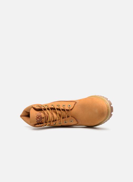 Stivaletti e tronchetti Timberland 6in premium boot Marrone immagine sinistra