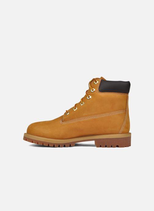 Bottines et boots Timberland 6in premium boot Beige vue face