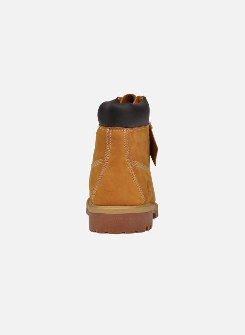 Stivaletti e tronchetti Timberland 6in premium boot Beige immagine destra